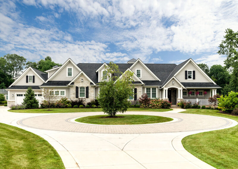 Custom Home Design Roselle