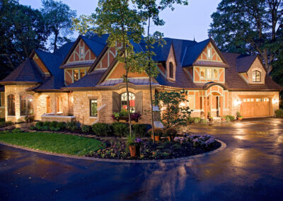 Home builder custom designs